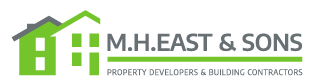 M H East & Sons Logo
