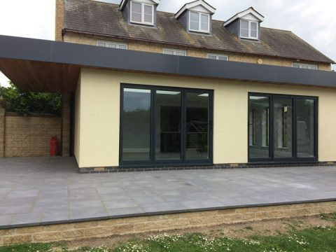 Home extension Holme Cambridgeshire