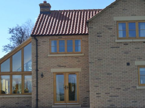 New Build - Wake Farm Farcet Cambridgeshire
