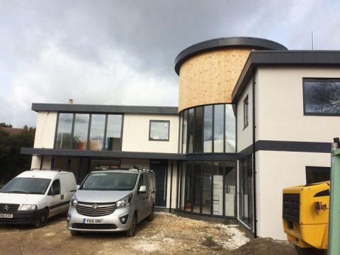 New builds The White House Huntingdon