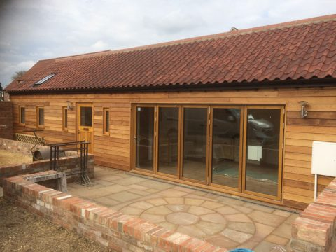 Home Extension build Stilton Cambridgeshire